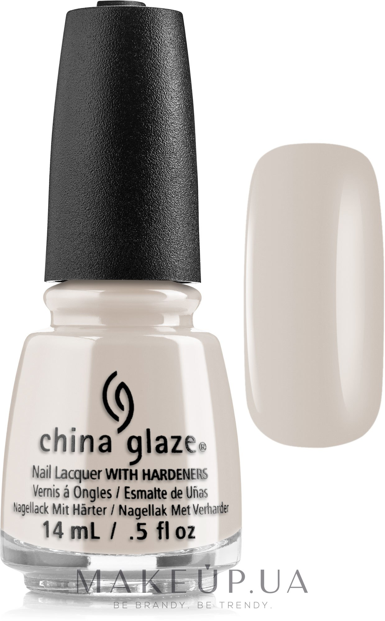 Лак для ногтей - China Glaze Nail Lacquer With Hardeners — фото 70232 - Oxygen