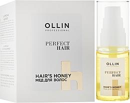 Духи, Парфюмерия, косметика Мёд для волос - Ollin Professional Perfect Hair Hairs Honey