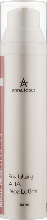 Лосьйон - Anna Lotan Age Control Revitalizing AHA Face Lotion — фото N1