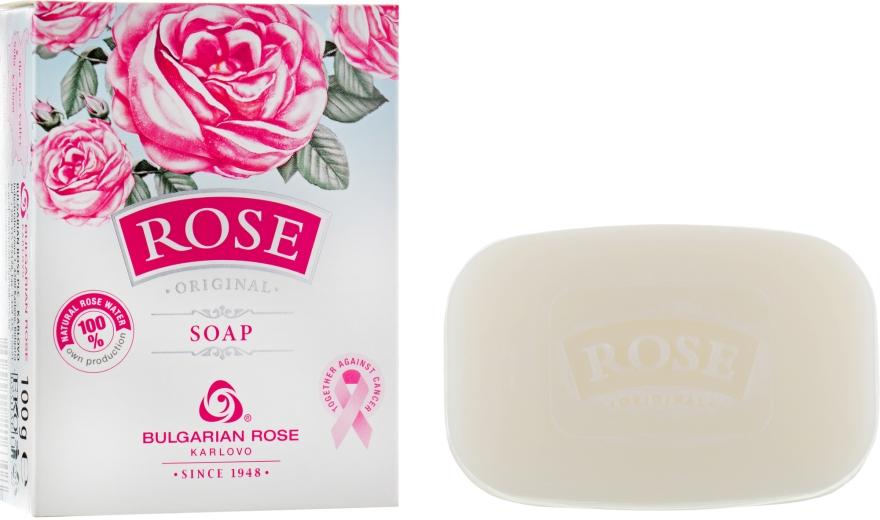 Мыло - Bulgarska Rosa Rose Original Soap