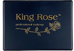 Профессиональная палетка теней для век, 40 цветов - King Rose — фото N2