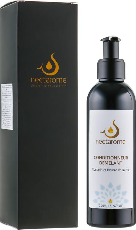Кондиционер для волос с розмарином и карите - Nectarome Conditionneur Romarin et Beurre de Karité