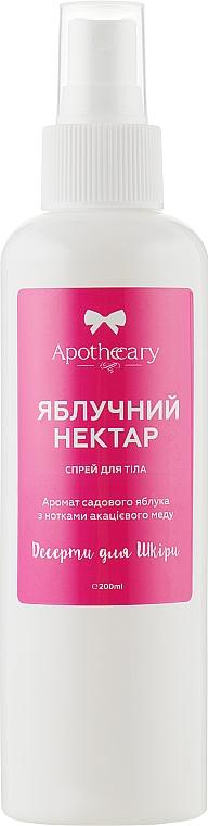 "Спрей для тела ""Яблочный нектар"" - Apothecary Skin Desserts"