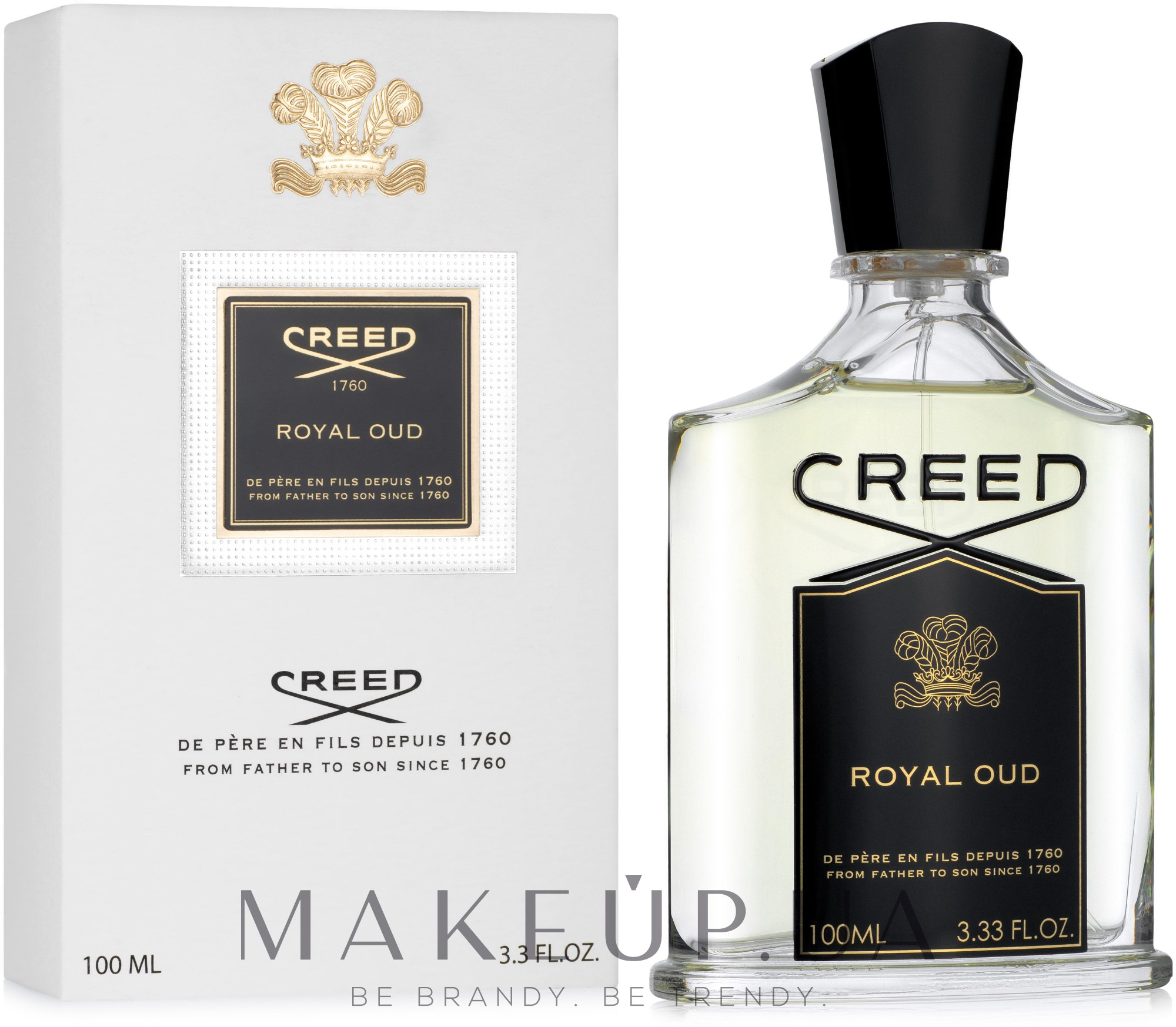 Creed Royal Oud - Парфюмированная вода — фото 100ml
