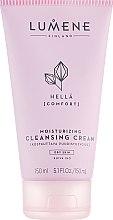 Духи, Парфюмерия, косметика Крем для умывания очищающий - Lumene Hellä Moisture Replenishing Cleansing Cream