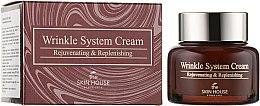 Духи, Парфюмерия, косметика Антивозрастной крем с коллагеном - The Skin House Wrinkle System Cream