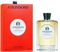 Духи, Парфюмерия, косметика Atkinsons 24 Old Bond Street - Одеколон