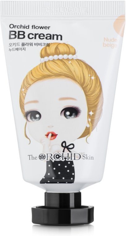 BB крем - The Orchid Skin Orchid Flower BB Cream