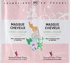 Духи, Парфюмерия, косметика Маска для сухих и поврежденных волос - Secrets des Fees Masque Cheveux