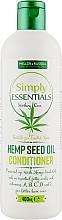 Духи, Парфюмерия, косметика Кондиционер для окрашенных волос, успокаивающий - Mellor & Russell Simply Essentials Hemp Seed Oil Conditioner