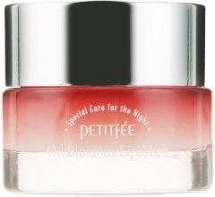 Духи, Парфюмерия, косметика Ночная маска для губ с маслом камелии и витамином Е - Petitfee&Koelf Oil Blossom Lip Mask