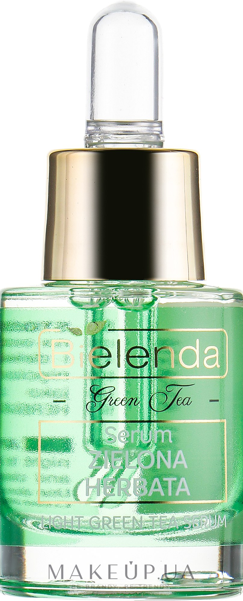 Сироватка - Bielenda Green Tea Face Serum Combination Skin — фото 15ml