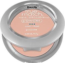 Духи, Парфюмерия, косметика Пудра для лица - L'Oreal Paris True Match Powder Super-Blendable