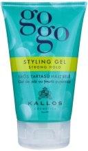 Парфумерія, косметика Гель для волосся - Kallos Gogo Styling Gel Strong Hold