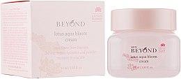 Духи, Парфюмерия, косметика Крем для лица - Beyond Lotus Aqua Bloom Cream