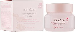 Крем для лица - Beyond Lotus Aqua Bloom Cream — фото N1