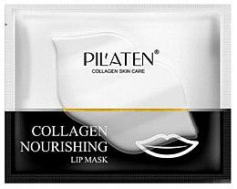 Духи, Парфюмерия, косметика Питательная маска для губ с коллагеном - Pil'aten Collagen Nourishing Lip Mask