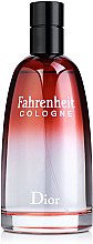 Духи, Парфюмерия, косметика Dior Fahrenheit Cologne - Одеколон (тестер с крышечкой)