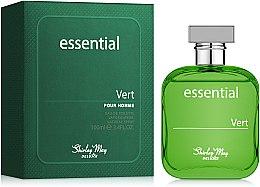 Shirley May Essential Vert - Туалетна вода — фото N2