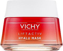 Антивозрастная экспресс-маска с гиалуроновой кислотой - Vichy Liftactiv Hyalu Mask — фото N2