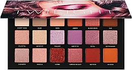 Духи, Парфюмерия, косметика Палетка теней для век, 18 оттенков - UcanbeTwilight Dusk Eyeshadow Palette