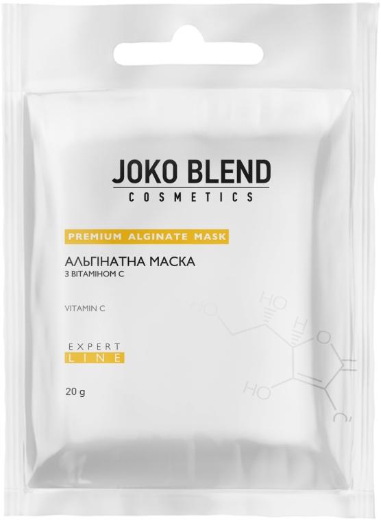 Альгинатная маска с витамином С - Joko Blend Premium Alginate Mask