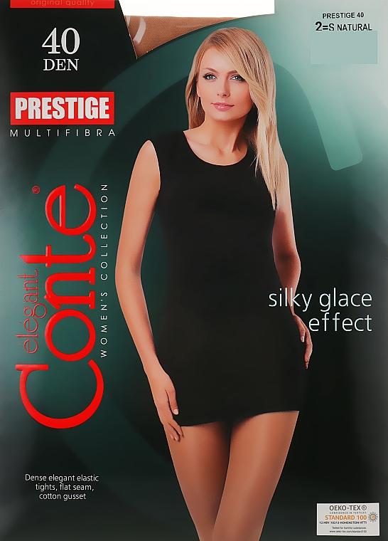 """Колготки """"Prestige"""" 40 Den, natural - Conte"""