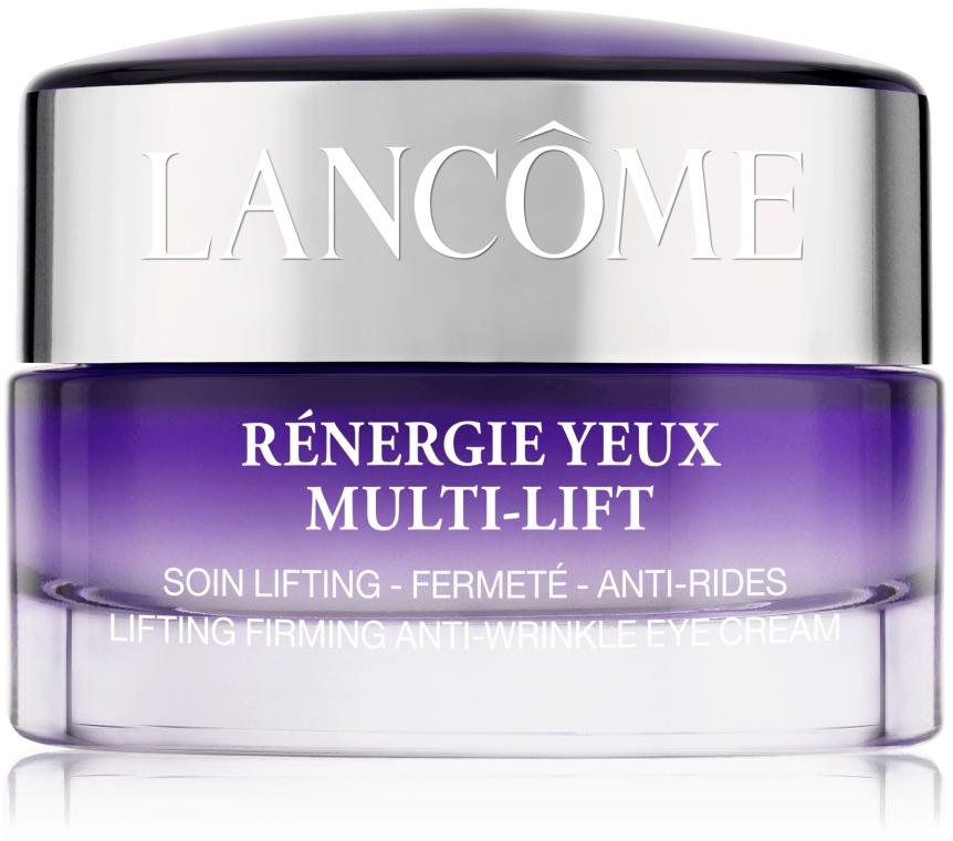 Антивозрастной крем с эффектом лифтинга для зоны вокруг глаз - Lancome Renergie Multi-Lift Eye Cream