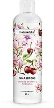 """Духи, Парфюмерия, косметика Шампунь для окрашенных волос """"Магнолия и китайская вишня"""" - Botanioteka Shampoo For Dyed Hair"""