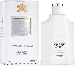 Духи, Парфюмерия, косметика Creed Silver Mountain Water Hair & Body Wash - Гель для душа