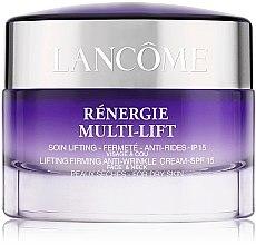 Духи, Парфюмерия, косметика Дневной крем с эффектом лифтинга для сухой кожи - Lancome Renergie Multi-Lift Redefining Lifting Cream Dry Skin SPF 15