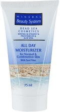 Увлажняющий дневной крем для лица для нормальной и комбинированной кожи - Mineral Beauty System All Day Moisturizer SPF 10 — фото N5
