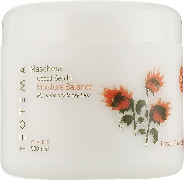Маска увлажняющая - Teotema Care Moisture Balance Mask