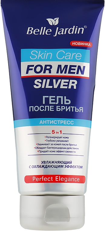 Гель после бритья - Belle Jardin For Men Perfect Elegance