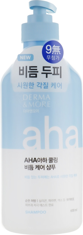 """Шампунь для волос """"Успокаивающий"""" - KeraSys Derma & More Cera Soothing Shampoo"""