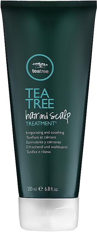 Лечебный скраб на основе экстракта чайного дерева - Paul Mitchell Tea Tree Hair & Scalp Treatment