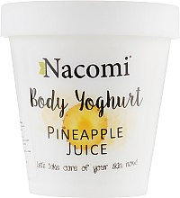 "Духи, Парфюмерия, косметика Йогурт для тела ""Ананас"" - Nacomi Body Jogurt Pinapple Juice"