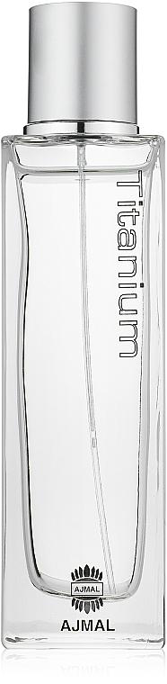 Ajmal Titanium - Парфюмированная вода