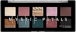 Духи, Парфюмерия, косметика Палетка теней и пигментов для глаз и лица - NYX Professional Makeup Mystic Petals Shadow Palette