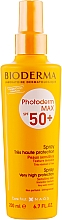 Духи, Парфюмерия, косметика Солнцезащитный спрей для тела и лица - Bioderma Photoderm Photoderm Max Spray SPF 50+
