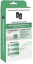 Духи, Парфюмерия, косметика 3-этапная процедура для микродермабразии лица - AA Cosmetics Professional Treatment Microdermabrasion 3steps