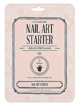 """Маска двойная для рук и ногтей """"Питание и защита"""" - Kocostar Nail Art Starter"""