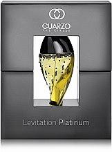 Духи, Парфюмерия, косметика Cuarzo The Circle Levitation Platinum Swarovski - Парфюмированная вода + vial