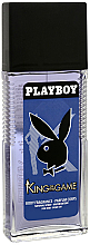 Духи, Парфюмерия, косметика Playboy King Of The Game - Дезодорант парфюмированный