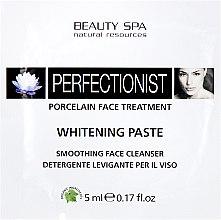 Духи, Парфюмерия, косметика Порцеляновая пилинг-эмульсия для всех типов кожи - Beauty Spa Perfectionist Whitening Pasta (пробник)