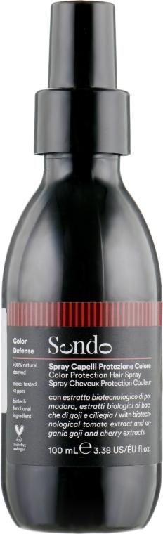 Спрей для защиты цвета окрашенных волос - Sendo Color Defense Spray