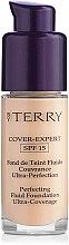 Духи, Парфюмерия, косметика Совершенствующий тональный крем-флюид - By Terry Cover Expert SPF15 Fluid Foundation (тестер)