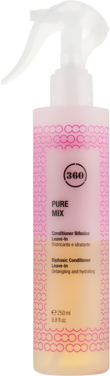 Двухфазный несмываемый кондиционер для разглаживания и увлажнения волос - Kaaral 360 Conditioner