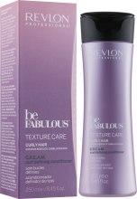 Духи, Парфюмерия, косметика Кондиционер для вьющихся волос - Revlon Professional Be Fabulous Care Curly Conditioner
