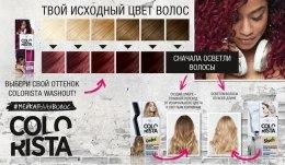 Тонирующий бальзам для волос - L'Oreal Paris Colorista Washout 1-2 Week — фото N13